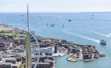 Solent Events announced as America's Cup World Series official supplier!