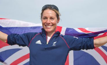 We talk to Helena Lucas MBE