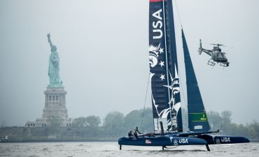 Don't miss SailGP tonight!