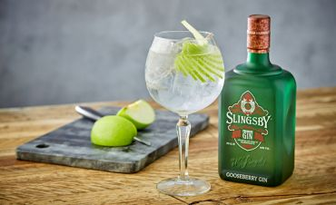 Slingsby Gin introduces a Gooseberry Gin!