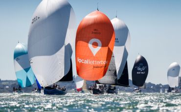 Last chance for Cowes Week and SailGP!