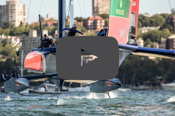 SailGP Cowes 10-11 Aug 2019