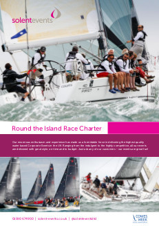 Round the Island Race Charter