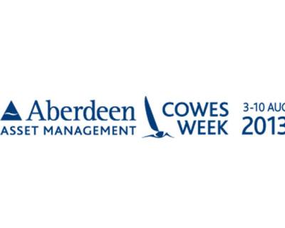 Official Charter Supplier to Aberdeen Asset Management Cowes Week