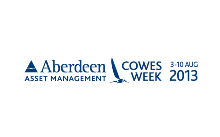 Official Charter Supplier to Aberdeen Asset Management Cowes Week