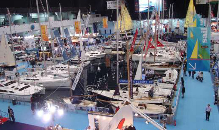 Earls Court Boat Show