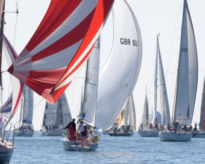 Less than 2 weeks until COWES WEEK!