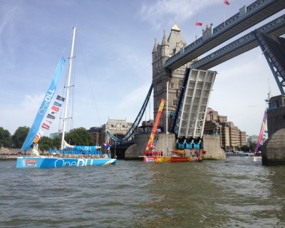 The Clipper Round the World Race