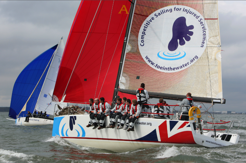 New Official Charity for Aberdeen Asset Management Cowes Week