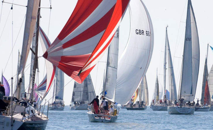 Round The Island Race, It's not too Late!