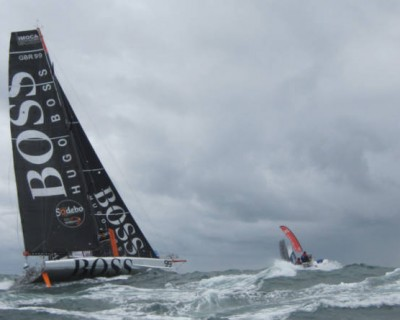 New boat for Alex Thomson
