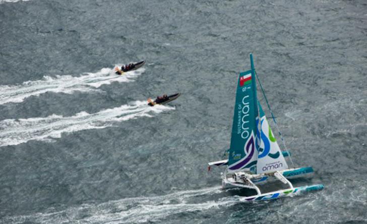 Route Du Rhum yacht race