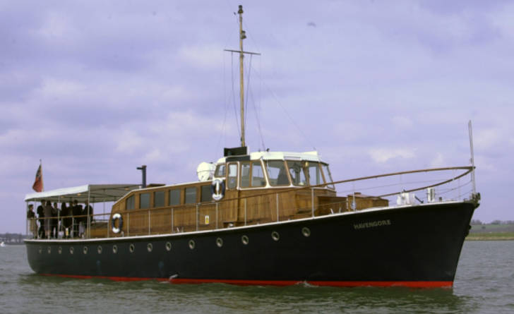 A Motor Yacht With a Rich History