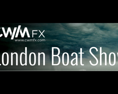 It's London Boat Show time…