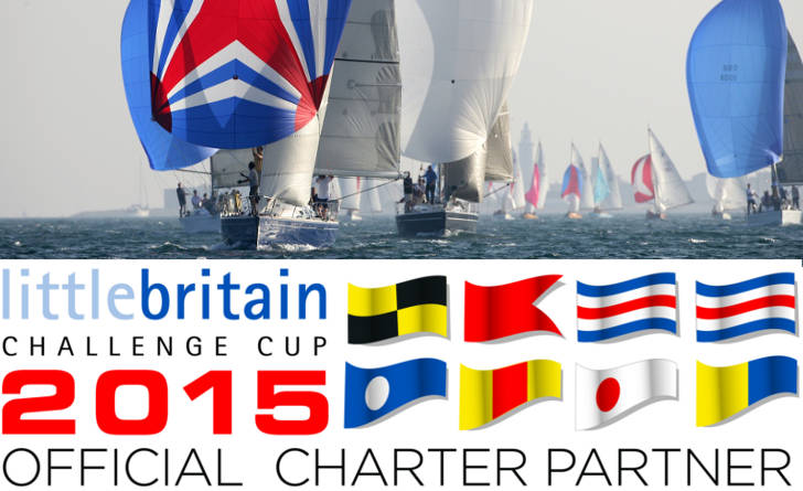 Little Britain Challenge Cup Official Partner