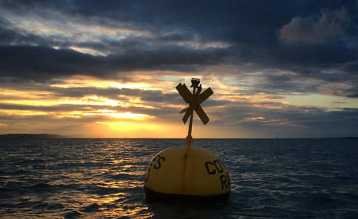 Solent buoy