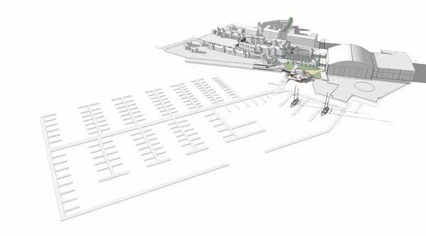 New Cowes Breakwater & Victoria Marina East Cowes Development Plan Announced