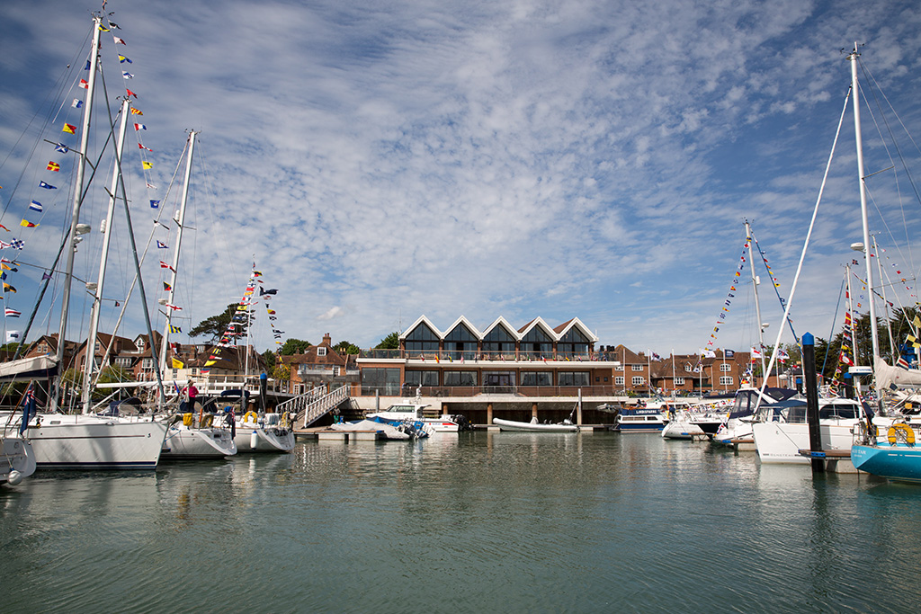 Royal Southern Yacht Club, Lymington