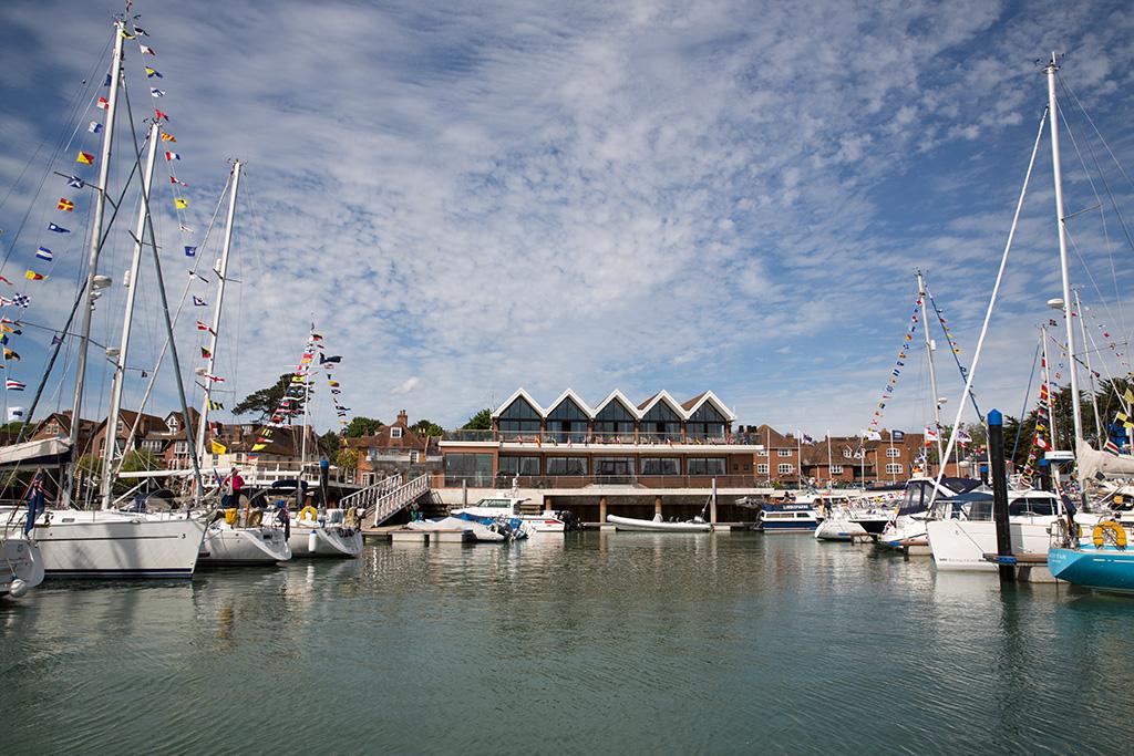 Royal Southern Yacht Club, Lymington