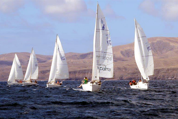 Lanzarote corporate sailing
