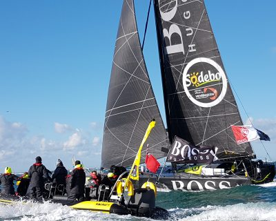 The Everest of Single Handed Sailing