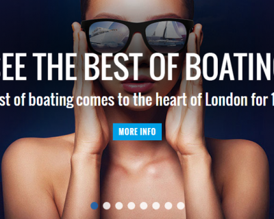 It's Boat Show time…