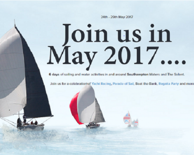 Southampton Sailing Week 2017