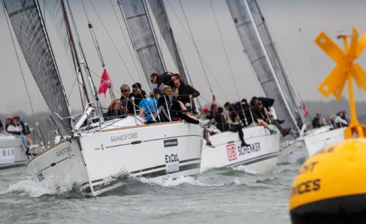 Solent Events corporate sailing in June