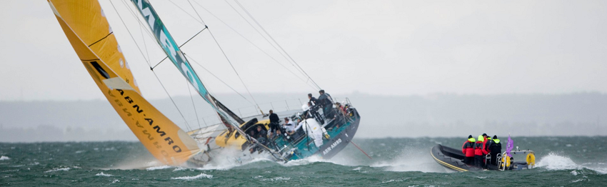 Fastnet Race sailing