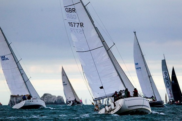 The Needles racing