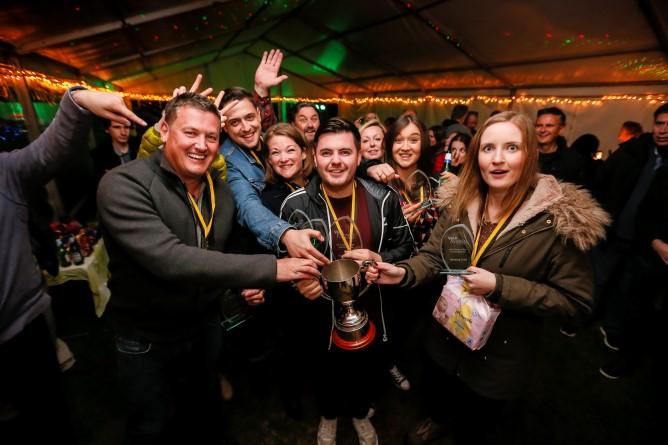 Little Britain Sailing Cup Prizegiving