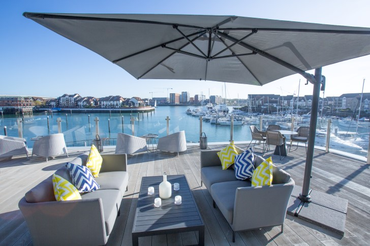 The Harbour Hotel in Southampton