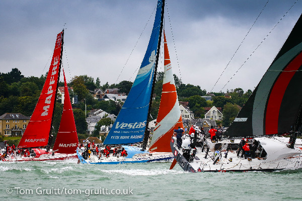 Cardiff Volvo Ocean Race Stopover 2018