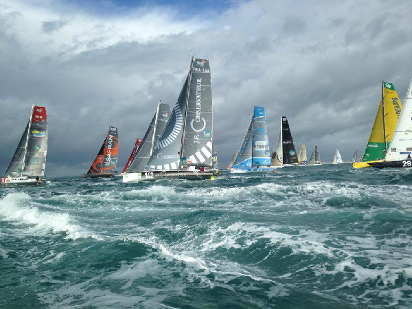 Route Du Rhum sailing race