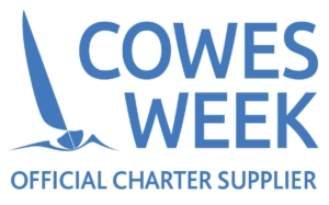 Cowes Week Official Charter Supplier logo