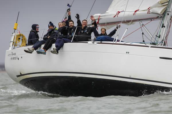 Team building sailing