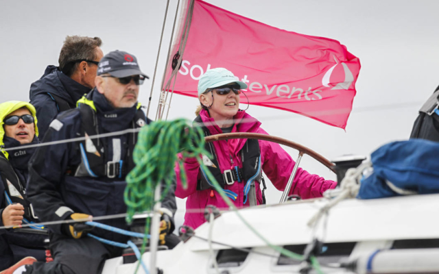 Sailing days to boost team morale