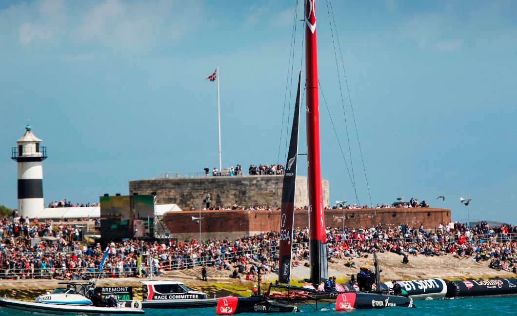 America's Cup World Series Portsmouth