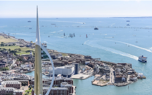 ACWS Portsmouth Spinnaker Tower